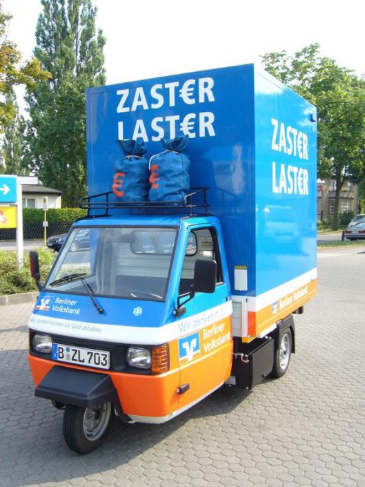 Geldautomat - Zaster Laster