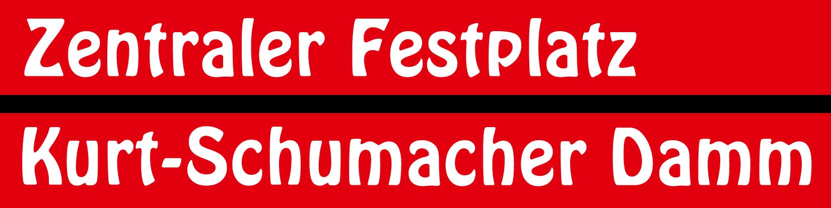Zentraler Festplatz am Kurt Schumacher Damm